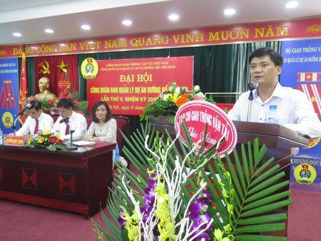 Cong doan Ban QLDA duong Ho Chi Minh:To chuc tot cac hoat dong xa hoi - Anh 1