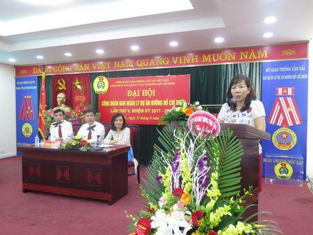 Cong doan Ban QLDA duong Ho Chi Minh:To chuc tot cac hoat dong xa hoi - Anh 2
