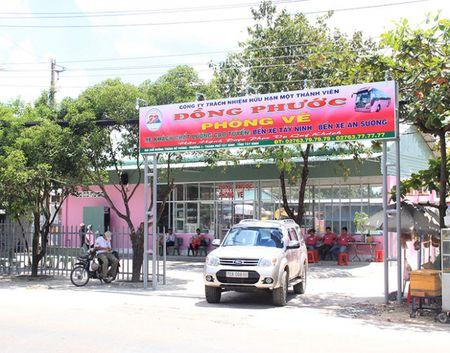 Nha xe Dong Phuoc nang cao chat luong phuc vu hanh khach - Anh 1