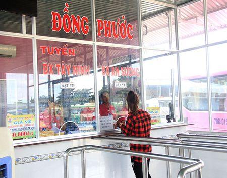 Nha xe Dong Phuoc nang cao chat luong phuc vu hanh khach - Anh 2