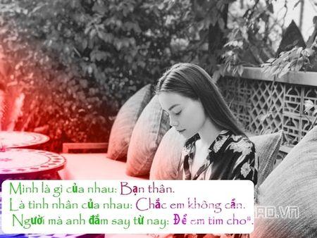 Nhung phat ngon soc sau chia tay chi co the la cua Ho Ngoc Ha va Cuong Do la - Anh 4