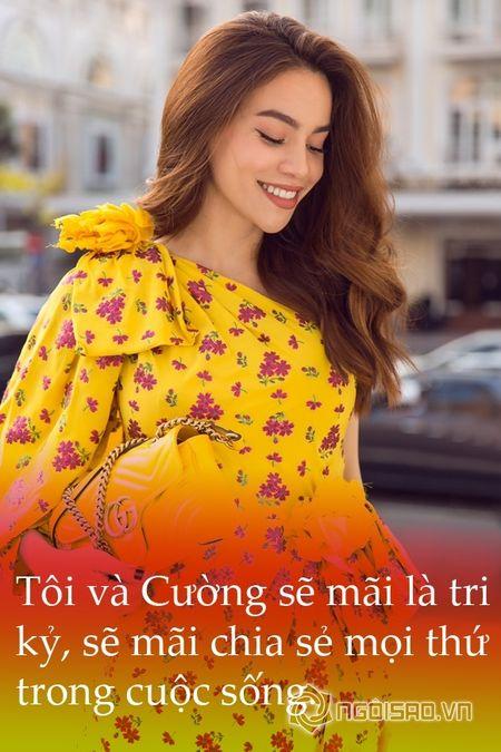 Nhung phat ngon soc sau chia tay chi co the la cua Ho Ngoc Ha va Cuong Do la - Anh 7