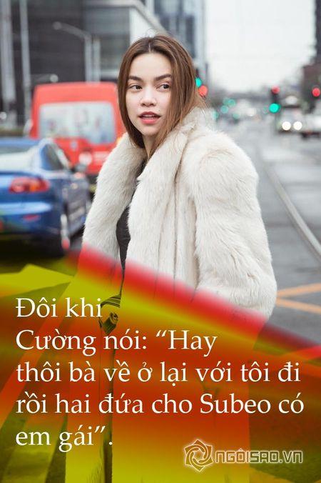 Nhung phat ngon soc sau chia tay chi co the la cua Ho Ngoc Ha va Cuong Do la - Anh 8