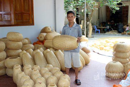 Nghe An: 166 san pham gui Bo Nong nghiep cham diem, gan sao - Anh 2