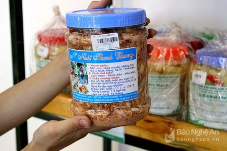 Nghe An: 166 san pham gui Bo Nong nghiep cham diem, gan sao - Anh 5