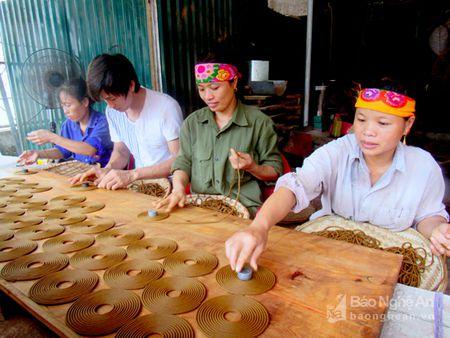 Nghe An: 166 san pham gui Bo Nong nghiep cham diem, gan sao - Anh 8