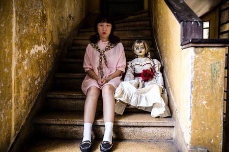 Khong the nhin cuoi khi nhin nhung hinh anh Trang Hy 'Annabelle di khap the gian' - Anh 4