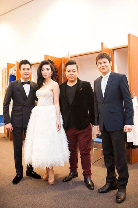Le Quyen: Uoc gi duoc dam cuoi that voi Quang Dung - Anh 2