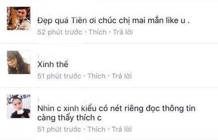Co gai goc Phi gay chu y tai cuoc thi Hoa hau Hoan vu Viet Nam 2017 - Anh 3