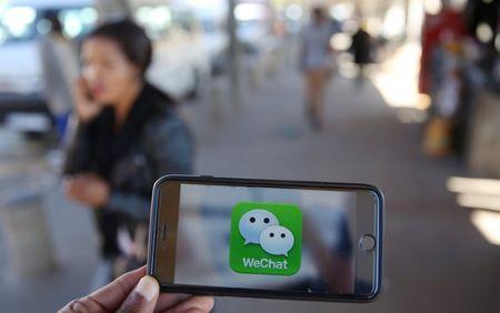 Trung Quoc dieu tra WeChat, Baidu, Tiaba vi cao buoc vi pham luat an ninh mang - Anh 1