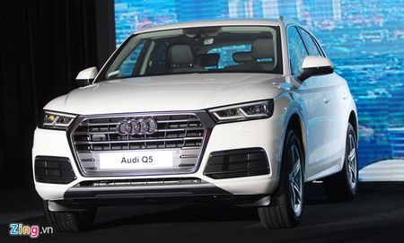 Audi Q5 the he moi ra mat o Viet Nam voi gia tu 2 ty dong - Anh 1