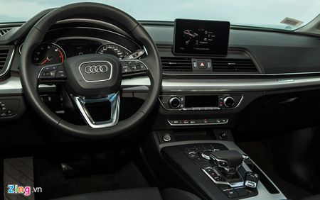 Audi Q5 the he moi ra mat o Viet Nam voi gia tu 2 ty dong - Anh 2