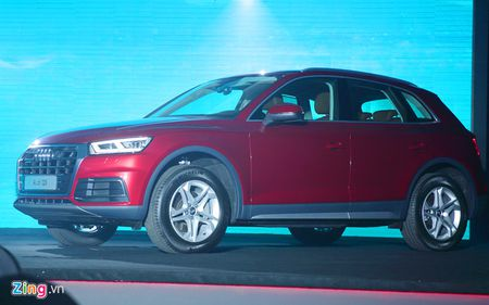 Audi Q5 the he moi ra mat o Viet Nam voi gia tu 2 ty dong - Anh 3