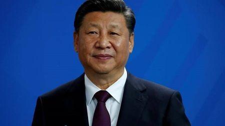 Chu tich Tap keu goi TT Trump tranh leo thang cang thang Trieu Tien - Anh 1