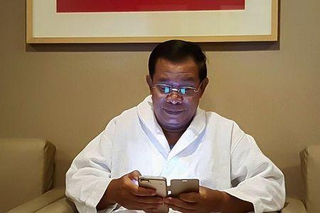 Thu tuong Hun Sen: Khong dung ung dung chat, khong duoc bo nhiem - Anh 1