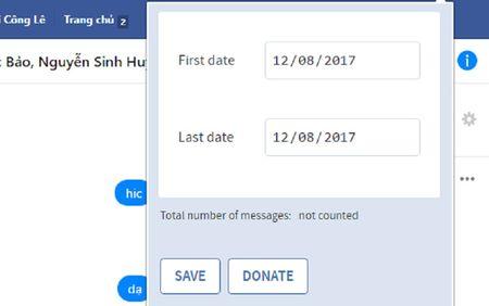 Huong dan xem lai tin nhan tren Facebook Messenger khong can keo chuot moi tay - Anh 5