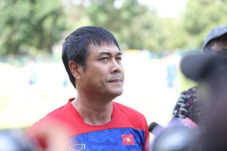 HLV Huu Thang: U22 Viet Nam da san sang chinh phuc SEA Games - Anh 1