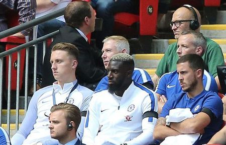 Chelsea vs Burnley: Nha DKVD thi uy suc manh - Anh 1