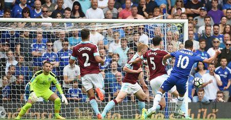 Chelsea vs Burnley: Nha DKVD thi uy suc manh - Anh 2
