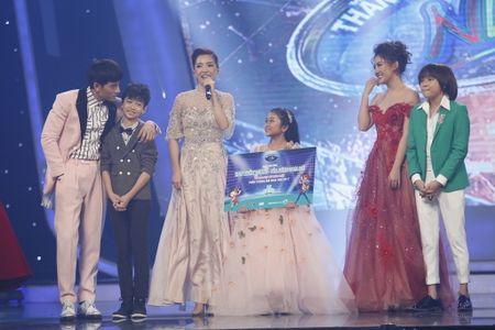 Khoanh khac Thien Khoi dang quang quan quan Vietnam Idol kids 2017 - Anh 13