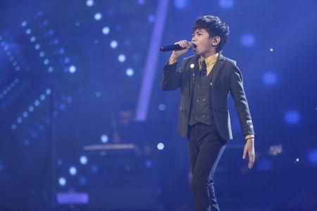 Khoanh khac Thien Khoi dang quang quan quan Vietnam Idol kids 2017 - Anh 3