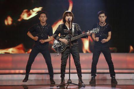 Khoanh khac Thien Khoi dang quang quan quan Vietnam Idol kids 2017 - Anh 5