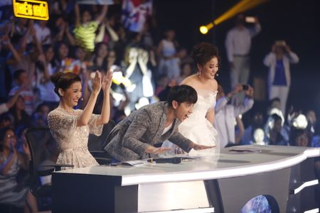 Khoanh khac Thien Khoi dang quang quan quan Vietnam Idol kids 2017 - Anh 6
