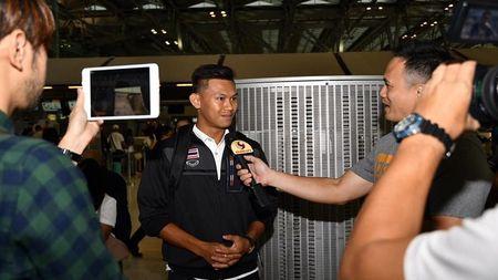 Sau Viet Nam, U22 Thai Lan co mat tai Malaysia chinh phuc HCV SEA Games - Anh 1