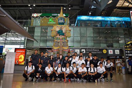 Sau Viet Nam, U22 Thai Lan co mat tai Malaysia chinh phuc HCV SEA Games - Anh 2