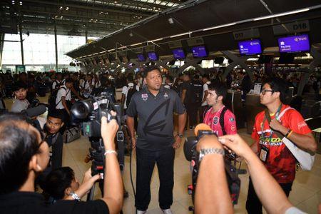 Sau Viet Nam, U22 Thai Lan co mat tai Malaysia chinh phuc HCV SEA Games - Anh 5