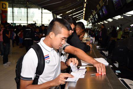 Sau Viet Nam, U22 Thai Lan co mat tai Malaysia chinh phuc HCV SEA Games - Anh 6