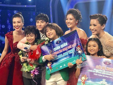 Quan quan Vietnam Idol Kids 2017 Thien Khoi: 'Em se rat buon neu truot ngoi quan quan' - Anh 1