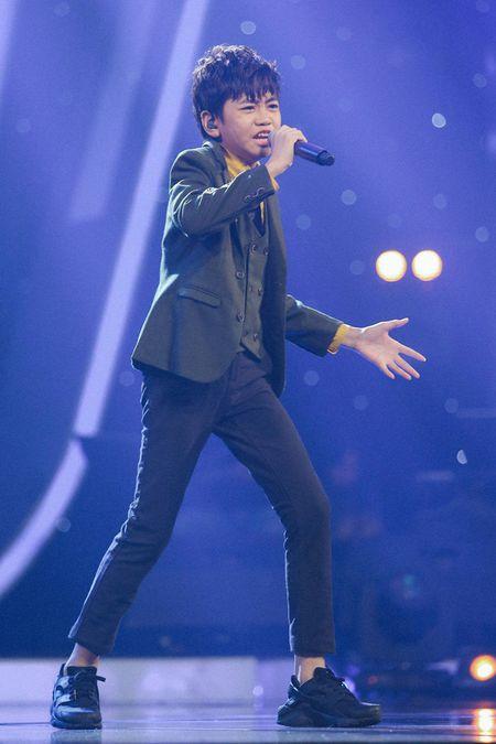 'Than dong' Thien Khoi tro thanh Quan quan Vietnam Idol Kids 2017 - Anh 2
