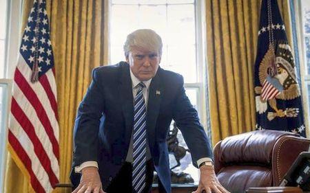 Tong thong Donald Trump doa Trieu Tien: 'Sung da len nong'! - Anh 1