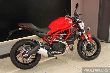 Ducati Multistrada 950 va Monster 797 da duoc chot gia tai Malaysia - Anh 11
