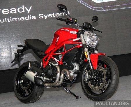 Ducati Multistrada 950 va Monster 797 da duoc chot gia tai Malaysia - Anh 2