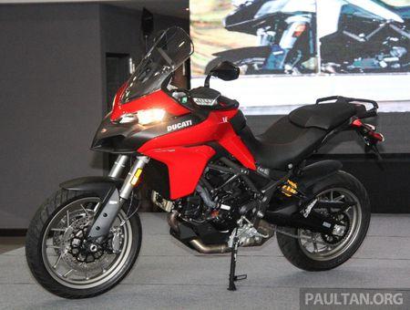 Ducati Multistrada 950 va Monster 797 da duoc chot gia tai Malaysia - Anh 3