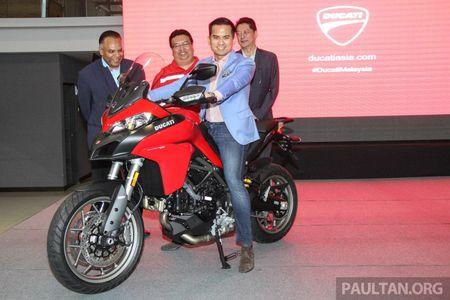 Ducati Multistrada 950 va Monster 797 da duoc chot gia tai Malaysia - Anh 4