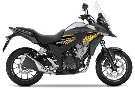Honda CB500XA 2017 ban ABS ra mat, gia 188 trieu dong - Anh 3
