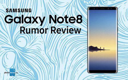 Tong hop tin don Galaxy Note 8: Camera kep, gia 20,4 trieu dong - Anh 1