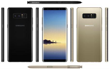 Tong hop tin don Galaxy Note 8: Camera kep, gia 20,4 trieu dong - Anh 5