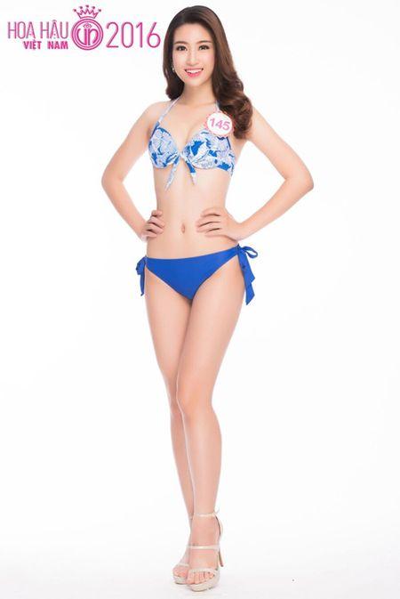 'Bong mat' vi Do My Linh mac bikini thi Hoa hau The gioi 2017 - Anh 11