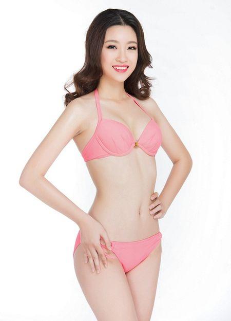'Bong mat' vi Do My Linh mac bikini thi Hoa hau The gioi 2017 - Anh 3