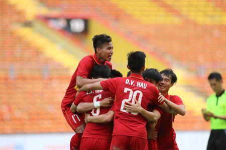 5 diem nhan U22 Viet Nam 4-1 U22 Campuchia: Cong Phuong xung danh 'Messi Viet Nam' - Anh 1