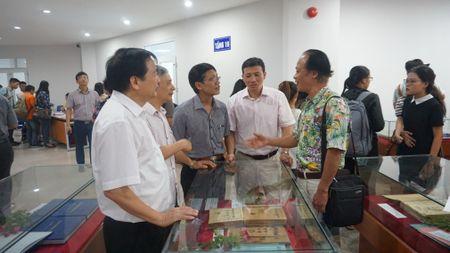 Thanh lap Bao tang Bao chi cach mang Viet Nam - Anh 1