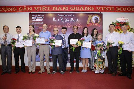 Chu tich Ha Noi Nguyen Duc Chung nhan giai Bui Xuan Phai - Anh 3