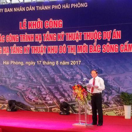 KDT moi Bac song Cam se giup Hai Phong dot pha dien mao - Anh 1
