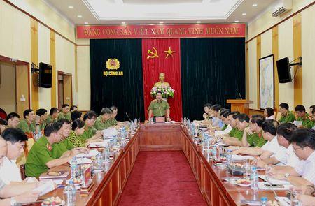 Nang cao nang luc cho luc luong Canh sat PCCC&CNCH - Anh 1