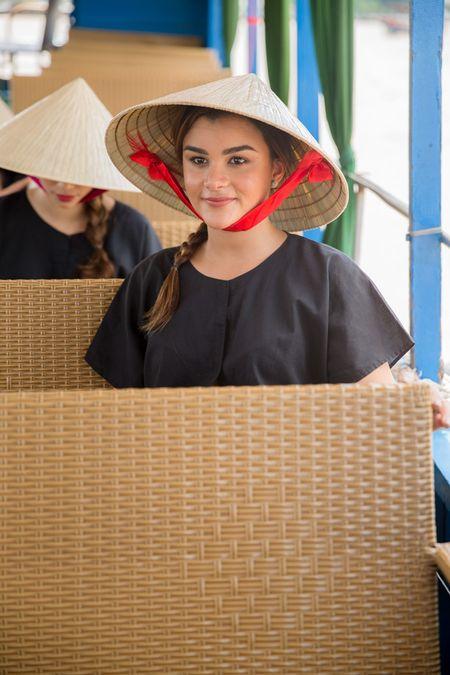 Hoa hau hoan vu Dominican thich thu kham pha mien Tay - Anh 3