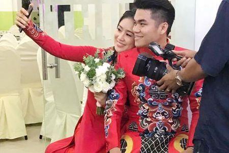 Le Phuong rang ngoi trong le cuoi tai que chong - Anh 3